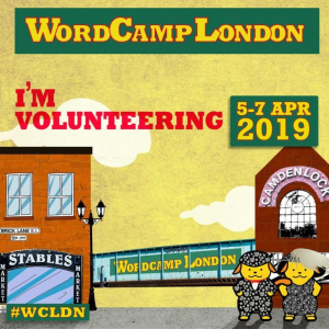 Wordcamp London Volunteer